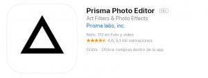 las mejores apps para editar fotos con tu celular prisma 300x113 - 5 mejores apps para editar fotos con tu celular (2019)