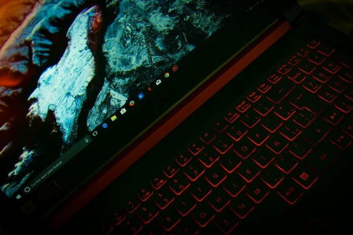 Acer Nitro 5 teclado