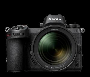 1591 Z7 front 300x255 - Nikon Z7, la nueva full frame mirrorless de Nikon