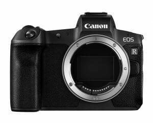 HR EOS R BODY FRONT BW 300x240 - Canon EOS R, ¿La nueva joya de la corona de Canon?