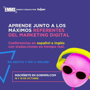 socialmedia partners 01 300x300 - EMMS 2018: El evento gratuito para los Marketeros