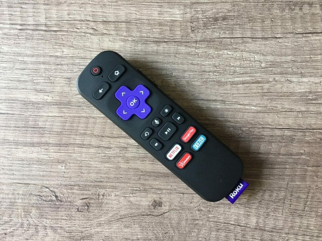 control Roku STreaming Stick +