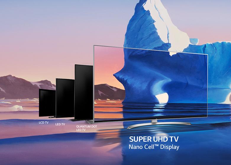 LG NanoCell 2 - NanoCell TV de LG, una nueva forma de ver TV
