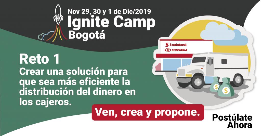 ignitecamp facebook rectangular 03 1024x536 - Ignite Camp, busca la equidad de genero por medio de la tecnología