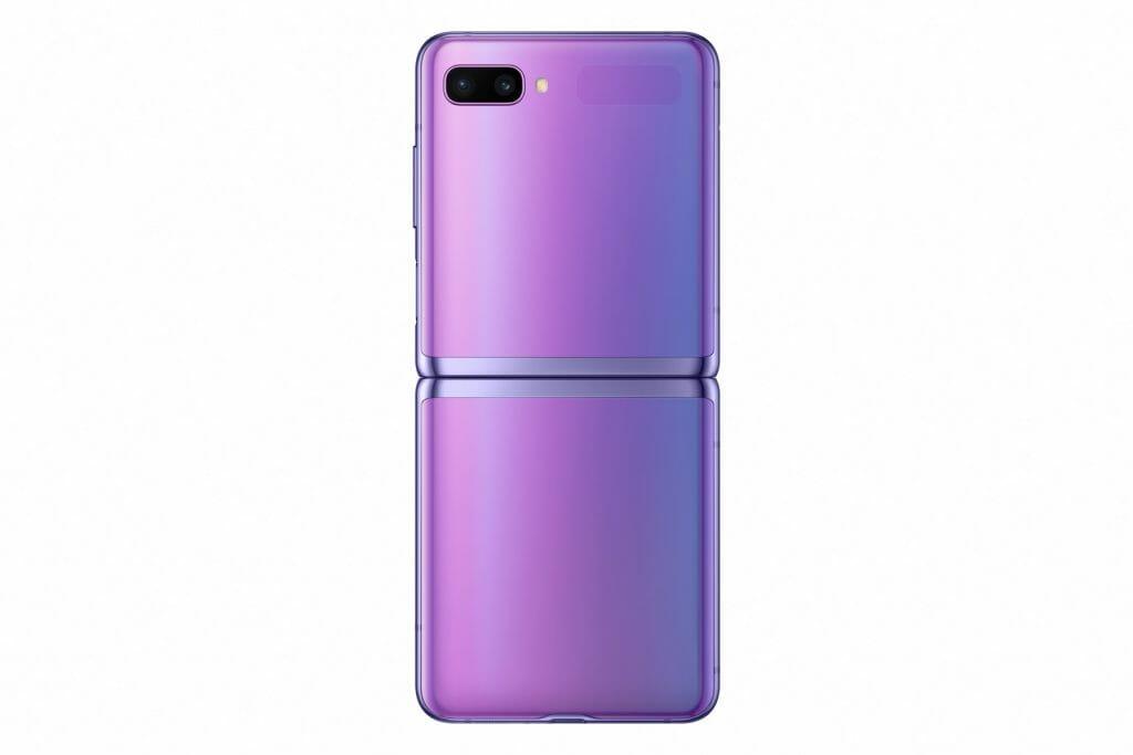 006 galaxyzflip mirror purple unfolded back 1024x683 - Samsung anuncia preventa de Galaxy Z Flip en Colombia