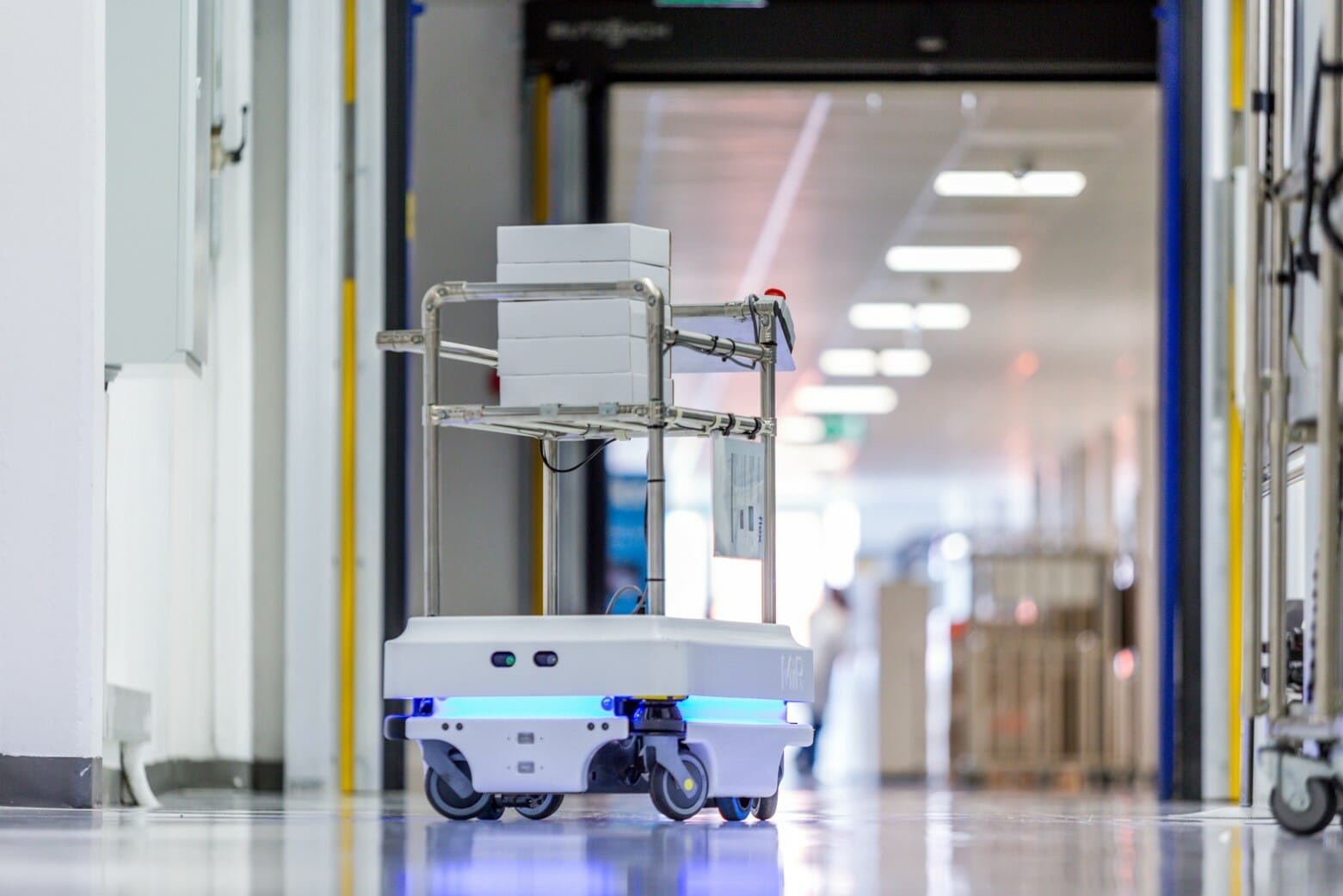 Aplicaciones de la robótica autónoma móvil para combatir COVID-19