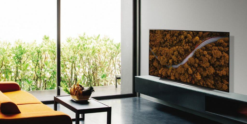 LG OLED TV CX 1024x516 - Domina tecnología Oled el mercado japonés de televisores premium