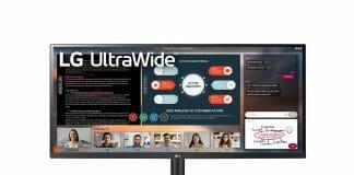 Monitor LG 34wl500: calidad y productividad