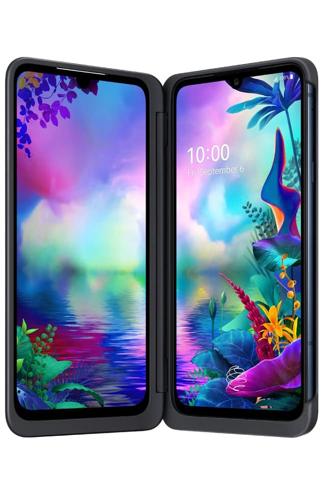 lg g8 - LG G8X ThinQ : el smartphone con tres pantallas