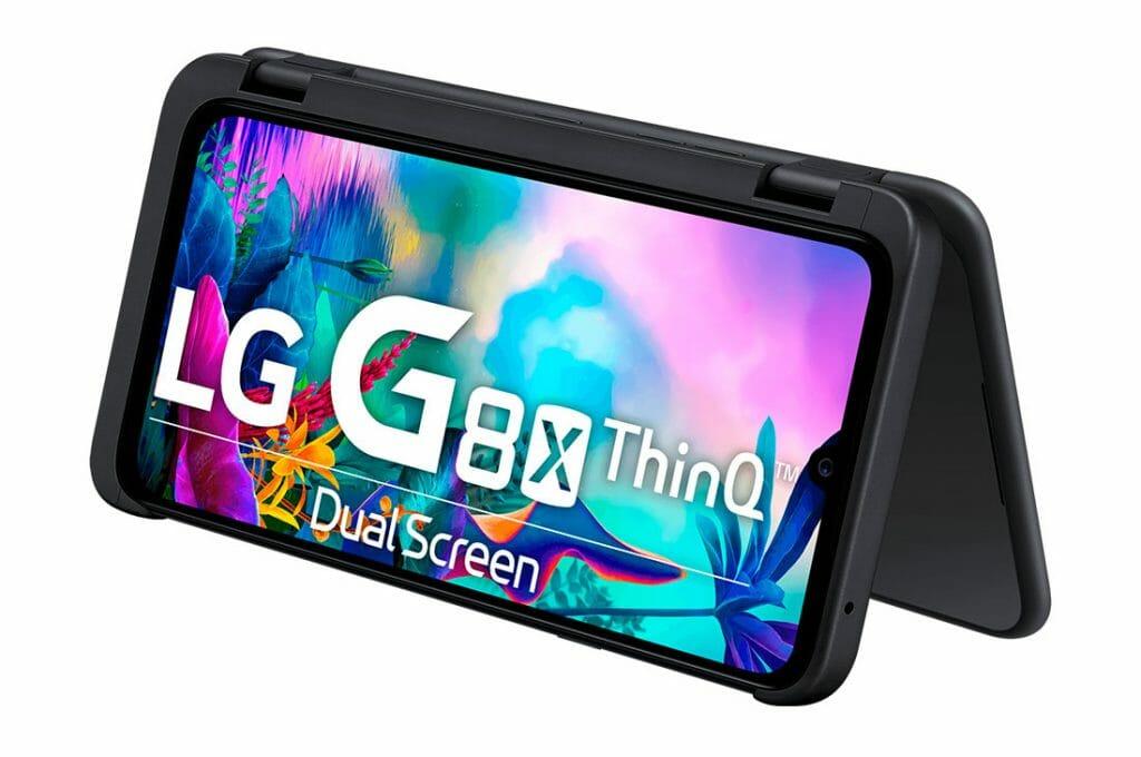lg2 1024x680 - LG G8X ThinQ : el smartphone con tres pantallas