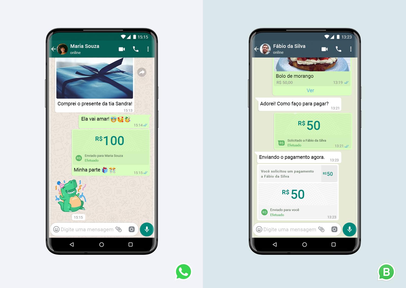 WhatsApp anuncia la función de pagos en Brasil