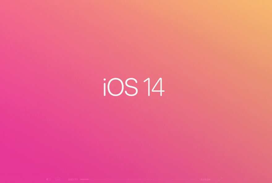 Apple presenta iOS14