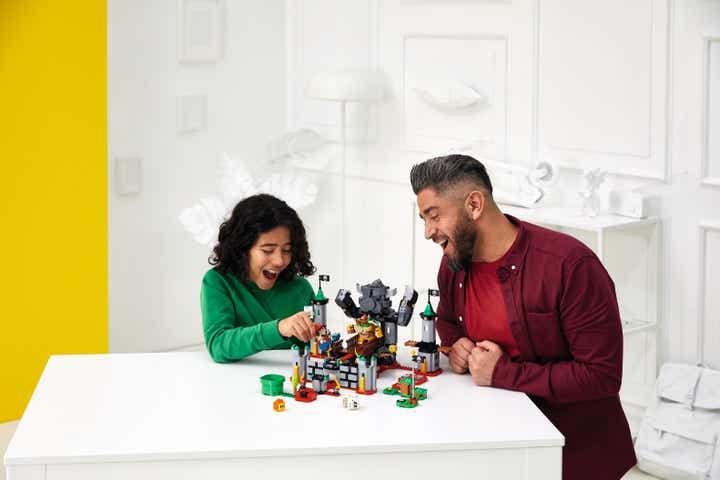 lego3 - LEGO y Nintendo lanzan catálogo completo de juego LEGO Super Mario