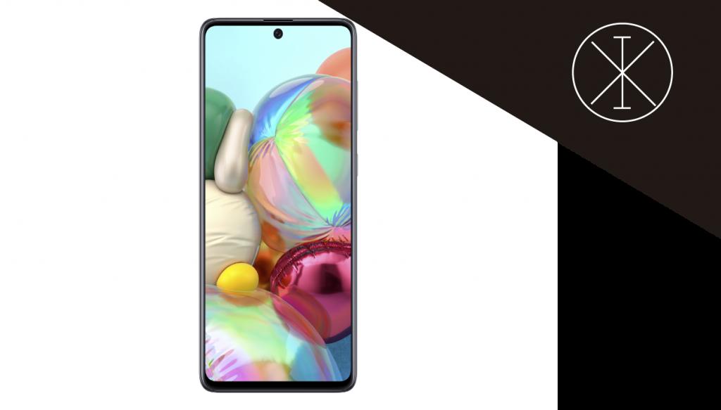 Galaxy A511 1024x583 - Características diferenciadoras de Galaxy A51 y A71