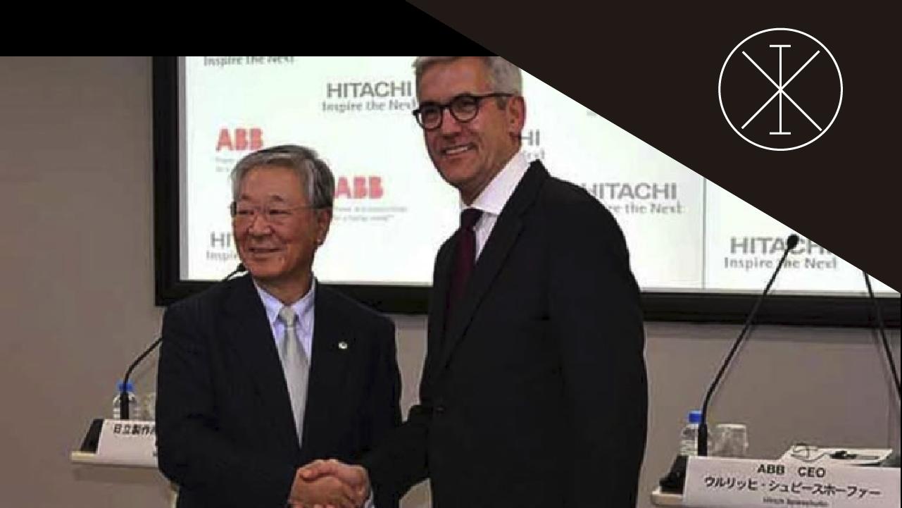Crean Hitachi ABB Power Grids, nueva empresa de tecnología