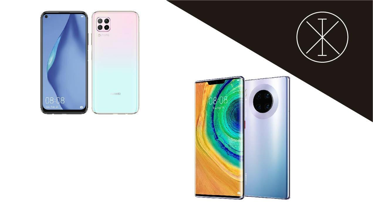 Review Huawei P40 PRO Plus versus Mate 30 PRO