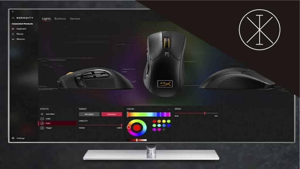 Mouse HyperX Pulsefire 2 1024x576 - Mouse HyperX Pulsefire Raid: review y precio