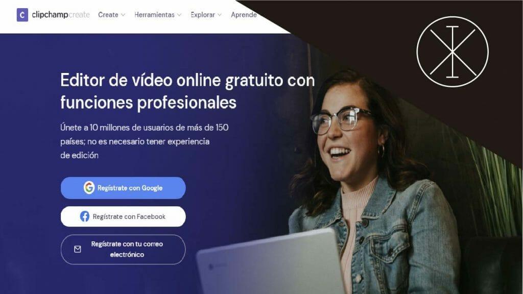 clipchamp 1024x576 - Poner efectos a videos online gratis
