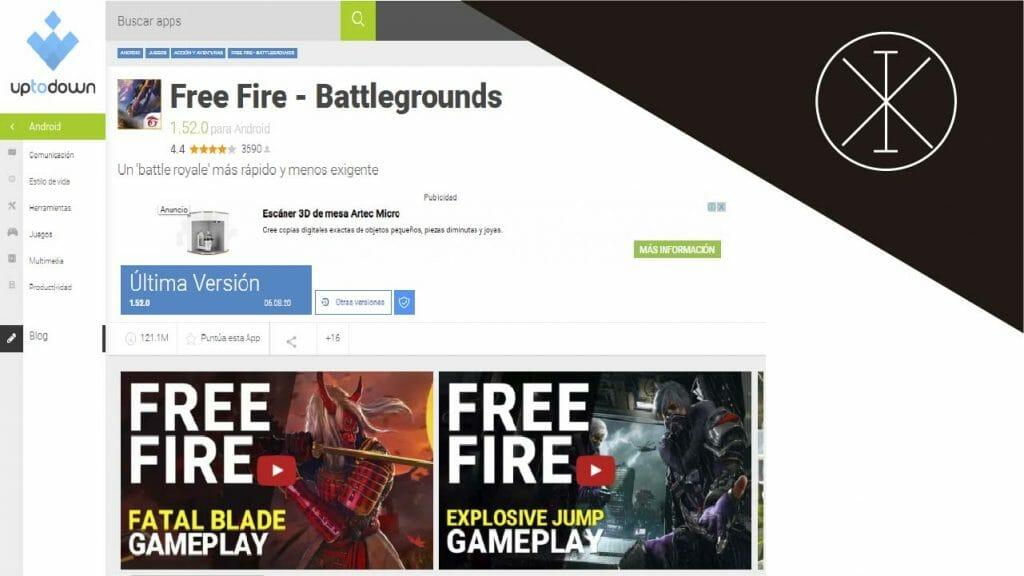 freedewf 1024x576 - Pasos para descargar e instalar Free Fire apk