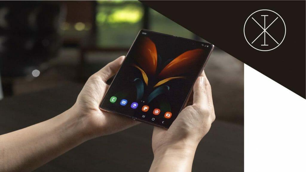 Galaxy Z Fold2 plegable 1024x576 - Galaxy Z Fold2: características y precio