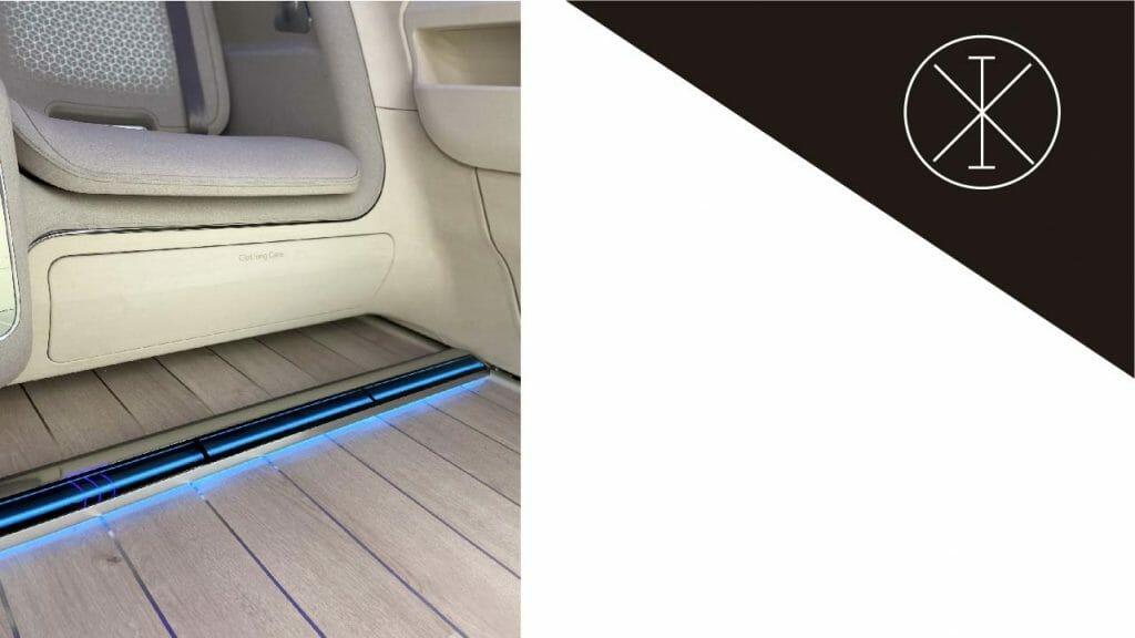 LG y Hyundai 3 1024x576 - LG y Hyundai presentan concepto Ioniq para autos eléctricos
