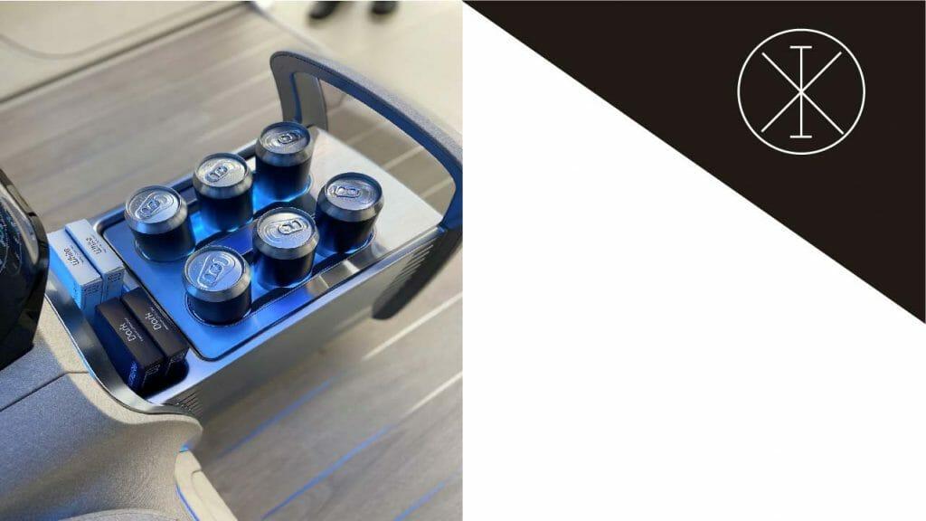 LG y Hyundai 5 1024x576 - LG y Hyundai presentan concepto Ioniq para autos eléctricos