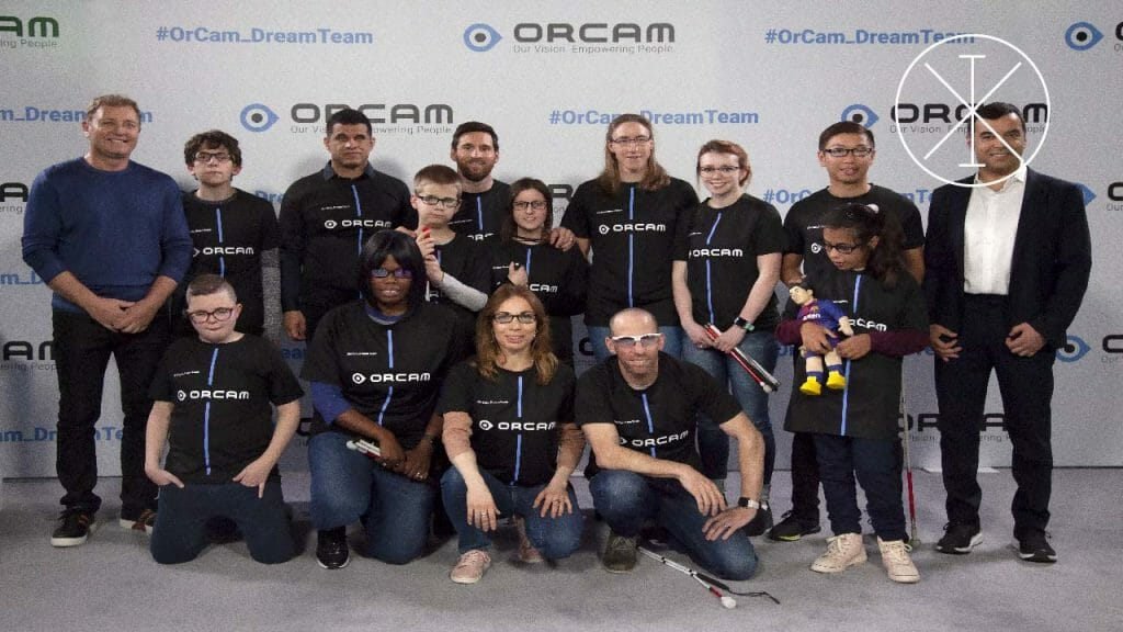 Me2 1024x576 - Lionel Messi se convierte en embajador de OrCam Technologies