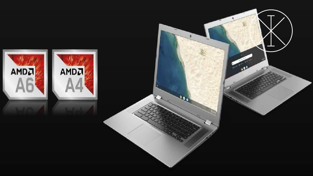"""Procesadores Móviles basados en """"Zen"""" para Chromebook"""