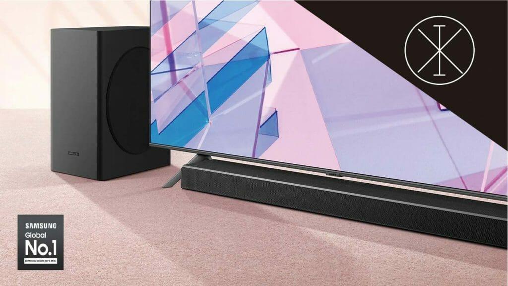 Barras de sonido Samsung 1024x576 - Barras de sonido Samsung Serie Q: características y precios