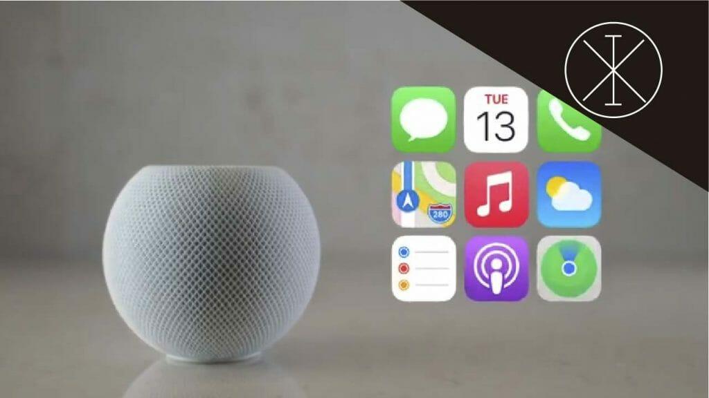 HomePod Mini3 1024x576 - IPhone 12, IPhone 12 mini, IPhone 12 Pro y HomePod Mini son presentados por Apple