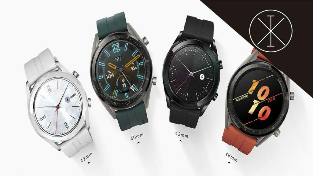 Huawei Watch GT 22 1024x576 - Huawei Watch GT 2: precio, características y especificaciones