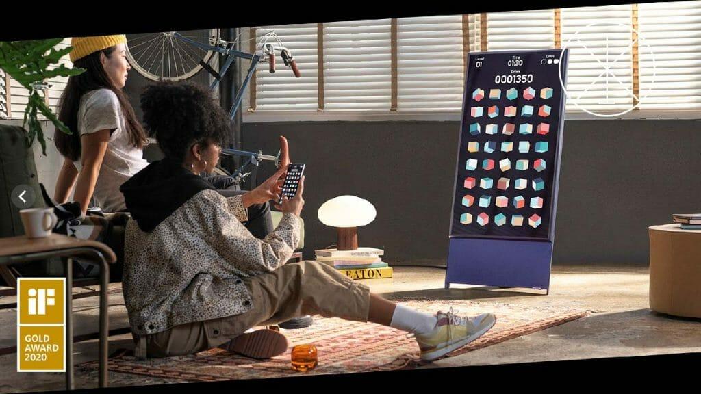 The Sero TV 1024x576 - Samsung Colombia presenta The Sero TV