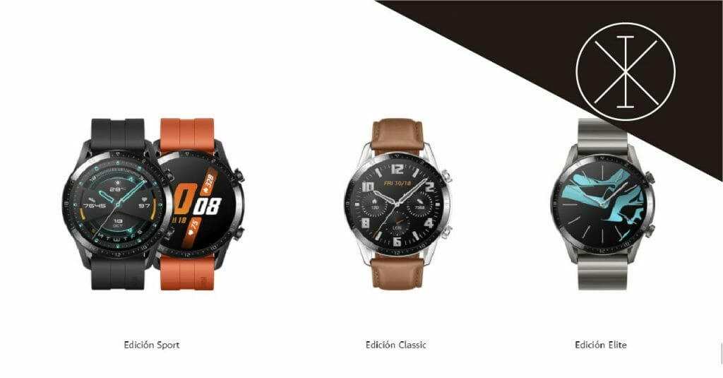 hw3 1024x535 - Huawei Watch GT 2: precio, características y especificaciones