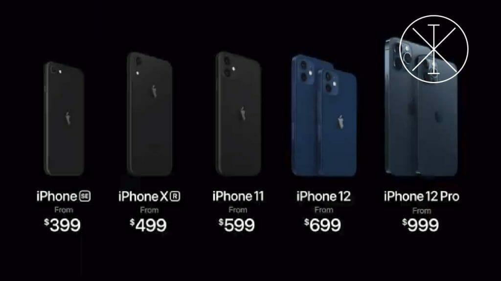 iphoen2 1024x576 - IPhone 12, IPhone 12 mini, IPhone 12 Pro y HomePod Mini son presentados por Apple