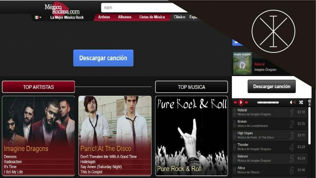 mxrck 1024x576 - Música gratis online: plataformas en México