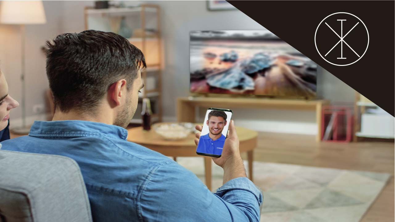Samsung habilita canales de atención remotos para atención a usuarios