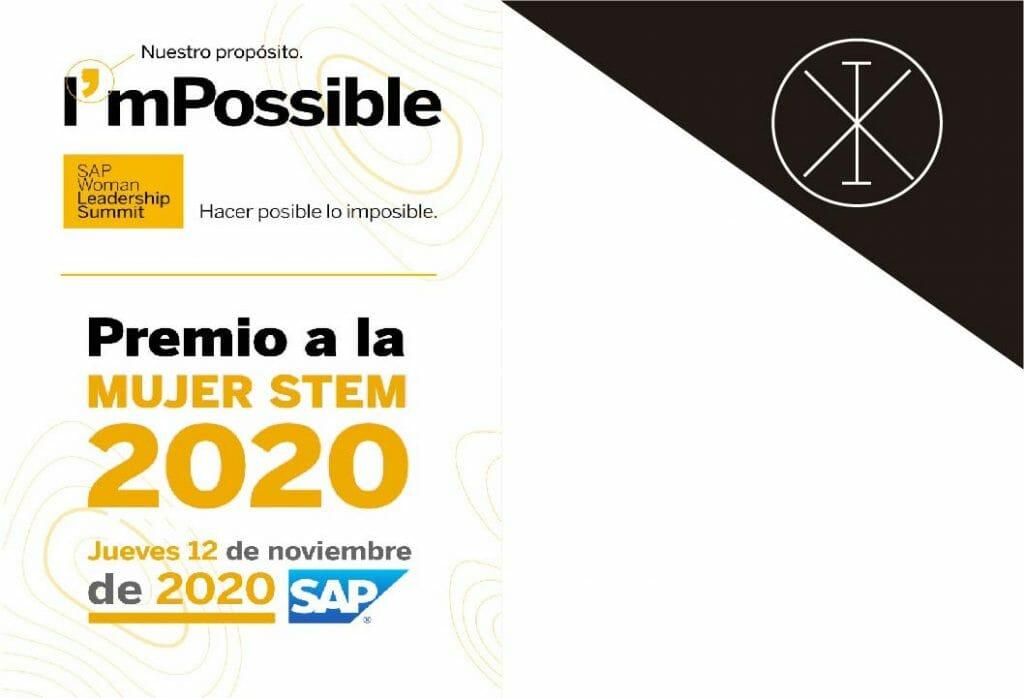 sap3 1024x698 - Premio Mujer STEM Colombia 2020 es presentado por SAP