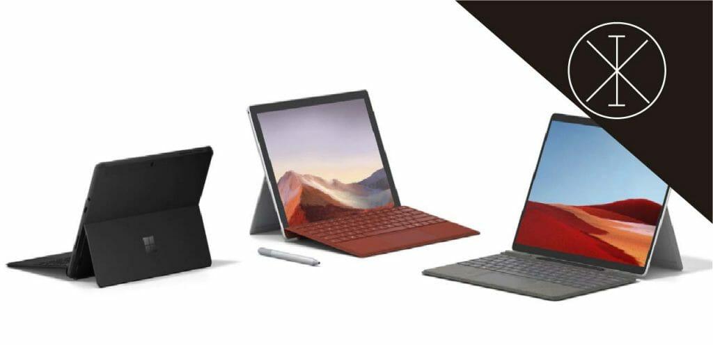 surface3 1024x496 - Surface Pro X con procesador ARM llega a México