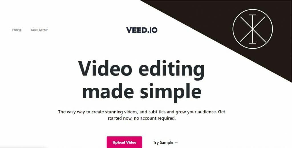 veed 1024x518 - Poner efectos a videos online gratis