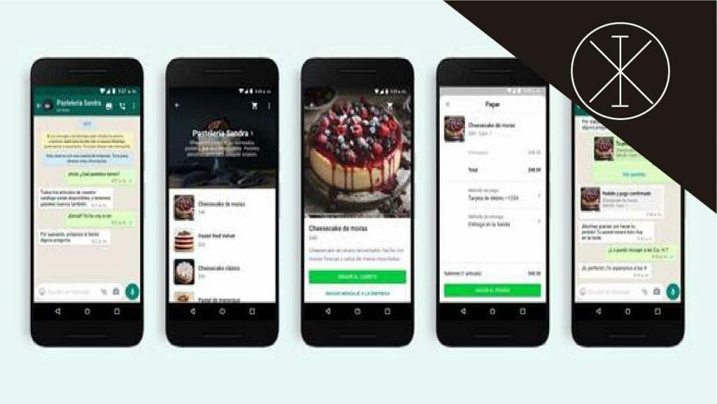wb2 1024x577 - WhatsApp Business registra envío de 175 millones de mensajes entre cuentas de la app