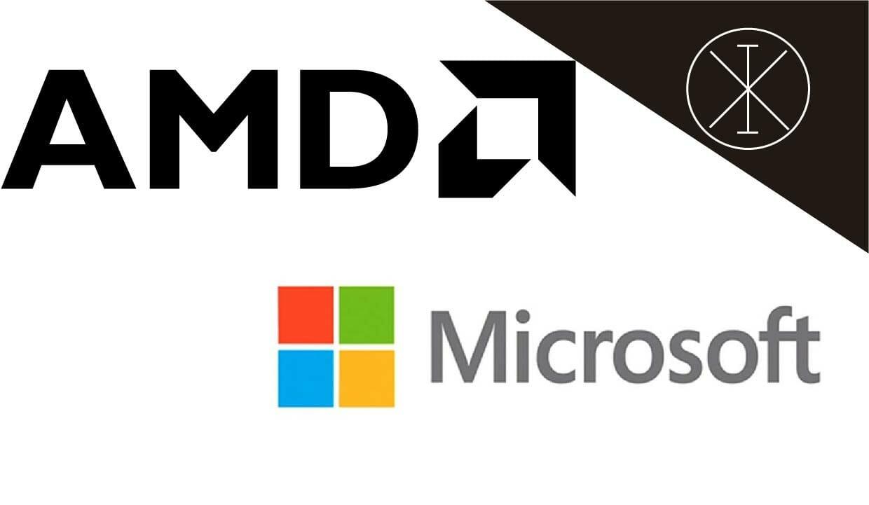 AMD y Microsoft Pluton