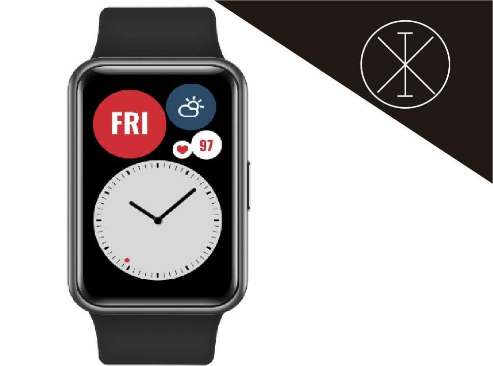 hwf2 - Huawei Watch Fit: precio y características