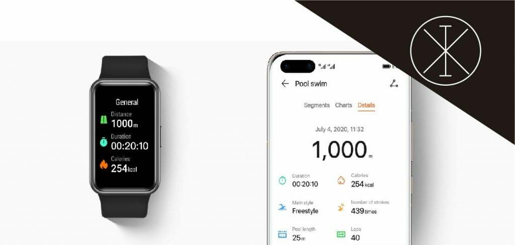 hwf5 1024x489 - Huawei Watch Fit: precio y características