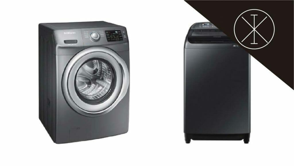 lavadoras 1024x579 - Samsung ofrece 5 de productos tecnológicos para día sin IVA en Colombia
