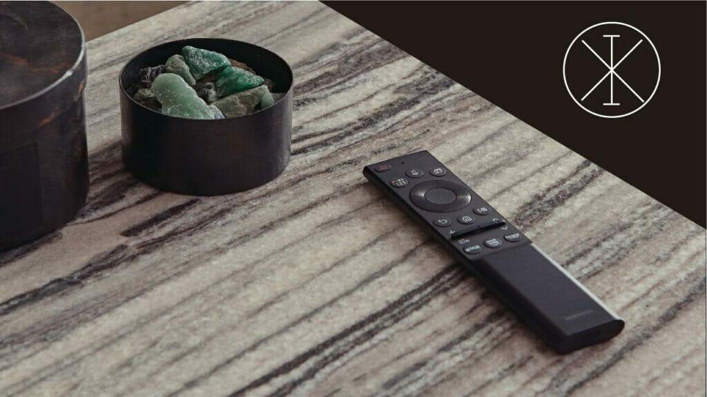 Eco remote control de Samsung 1024x576 - Pantalla múltiple en smart TVs Samsung: cómo activarla