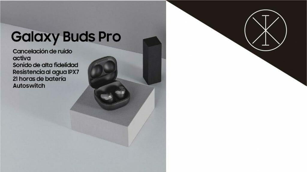 Galaxy Buds Pro precio 1024x576 - Galaxy Buds Pro: características y precio