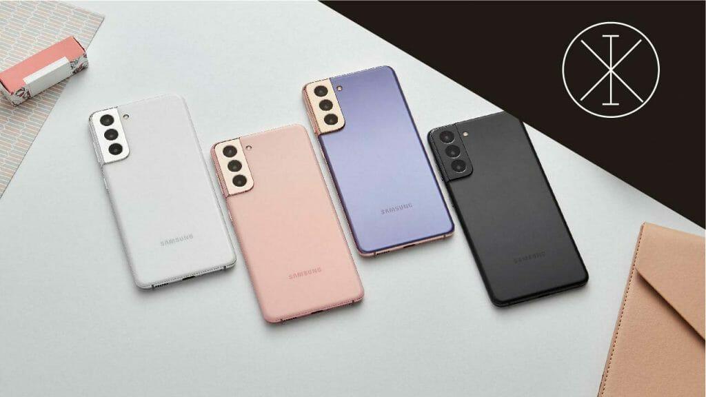 Galaxy S21 1024x576 - Samsung Galaxy S21 y Galaxy S21+: precio y características