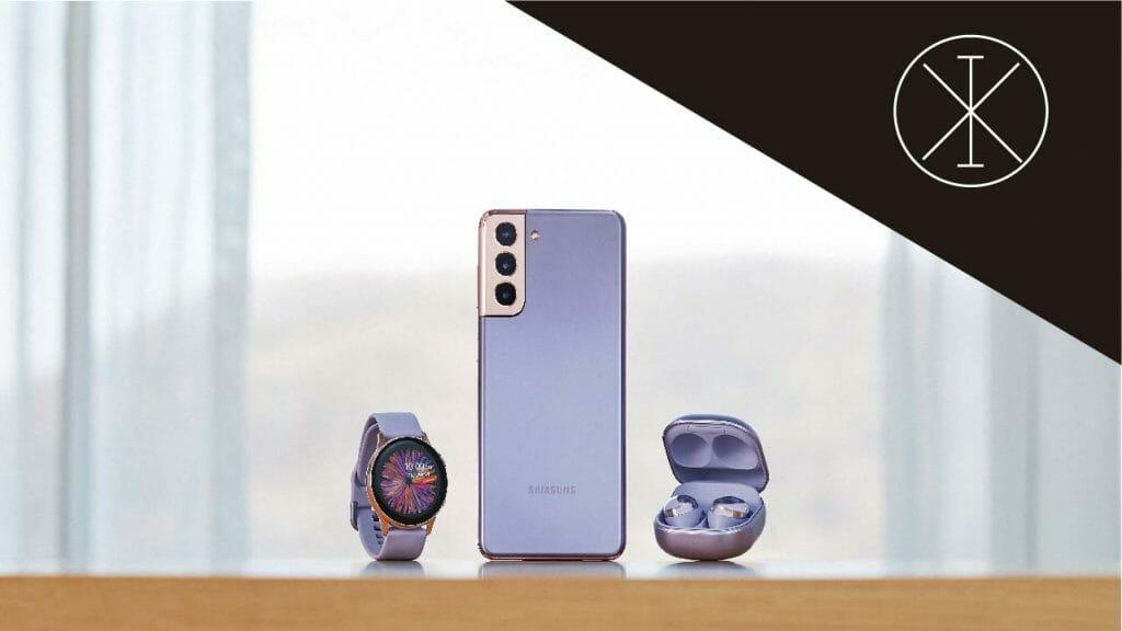 Galaxy S21 4 1024x576 - Samsung Galaxy S21 y Galaxy S21+: precio y características