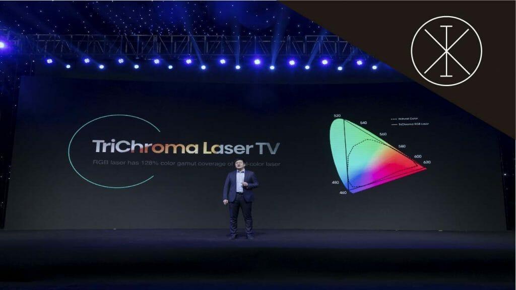 Hisense2 1024x576 - Hisense anuncia la nueva TriChroma Laser TV en CES 2021