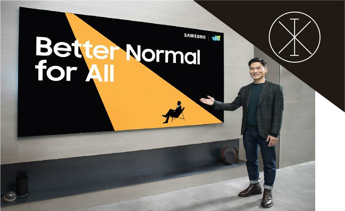Samsung en CES 2021 presenta soluciones para nueva normalidad